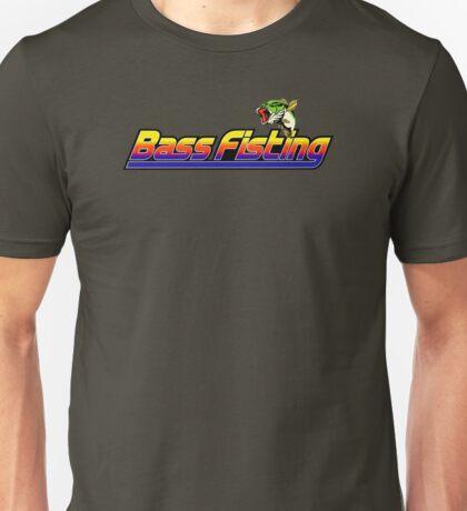 Bass Fisting Unisex T-Shirt