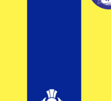 Leeds United Away Kit 1993 Sticker
