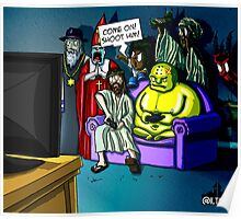Religious Warfare Poster