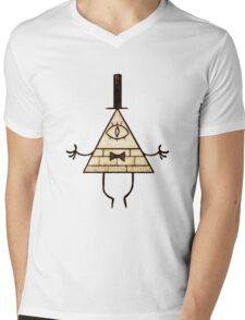 Always Watching Mens V-Neck T-Shirt