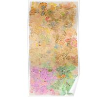 Map Meditation Triptych right Poster