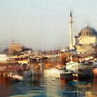 First time I saw Istanbul... by Nikolay Semyonov