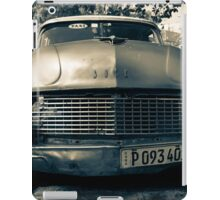 Buick Chrome  iPad Case/Skin