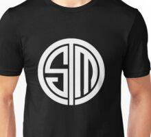 Team SoloMid Logo (WHT) Unisex T-Shirt