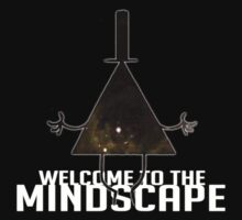 Welcome to The Mindscape -Golden Kids Tee