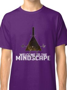 Welcome to The Mindscape -Golden Classic T-Shirt