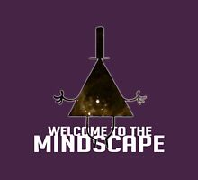 Welcome to The Mindscape -Golden Unisex T-Shirt