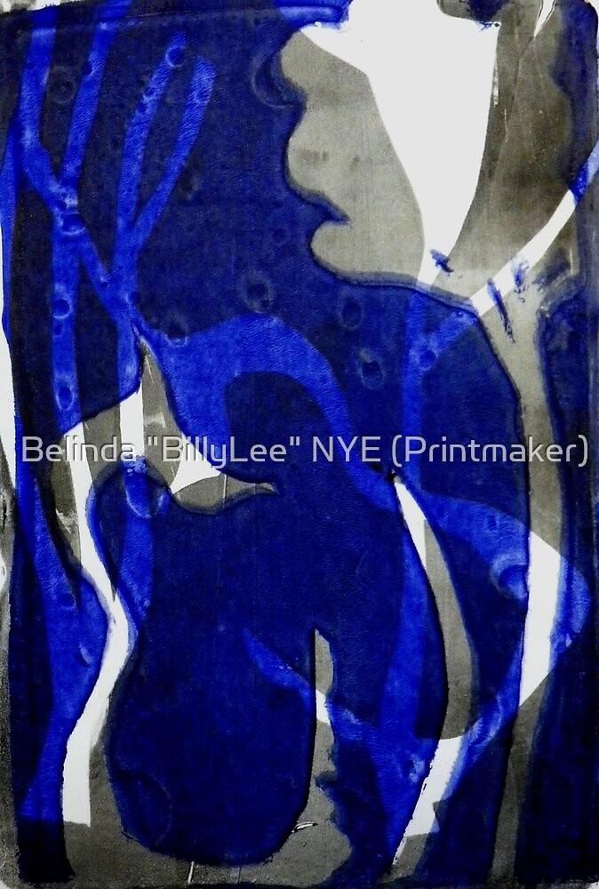 """Peninsula 4 by Belinda """"BillyLee"""" NYE (Printmaker)"""