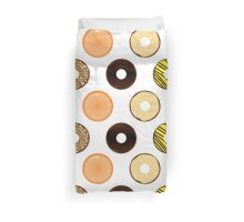 yummy donuts  Duvet Cover