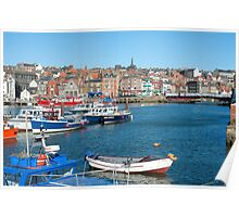 upper harbour Poster