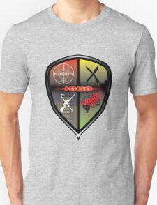 1968 Survival Zombie Crest T-Shirt