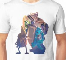 Monsters Inc ~ Doors! Unisex T-Shirt