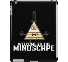 Welcome to The Mindscape iPad Case/Skin