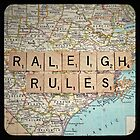 Raleigh Rules by Sarah Thompson-Akers