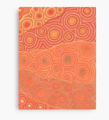 Orbs a Plenty Canvas Print