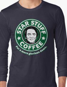 Star Stuff Coffee Long Sleeve T-Shirt