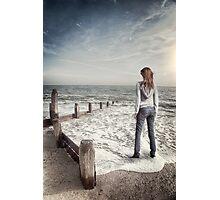 Horizon Variation Photographic Print