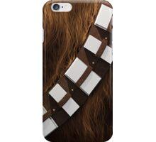 Star Wars - Chewie Wookie Utility Belt - Gold Edition iPhone Case/Skin