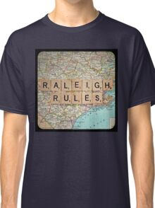 Raleigh Rules Classic T-Shirt