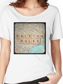Raleigh Rules Women's Relaxed Fit T-Shirt