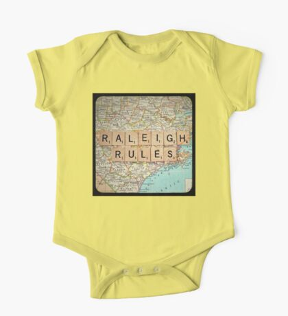 Raleigh Rules One Piece - Short Sleeve