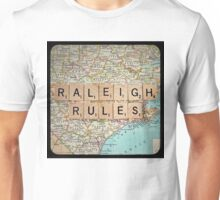 Raleigh Rules Unisex T-Shirt