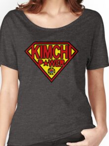 Kimchi Power Women's Relaxed Fit T-Shirt