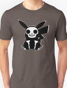 Pikachu Skeleton  T-Shirt