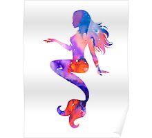Beautiful Mermaid Poster