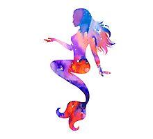 Beautiful Mermaid Photographic Print