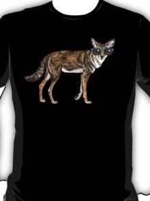 Cool Coyote with Sunglasses T-Shirt