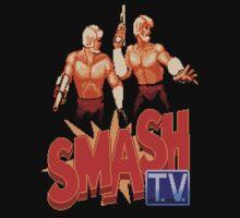 Smash TV Shirt  by dahbie