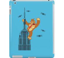 8-bit Kong iPad Case/Skin