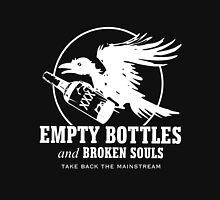 Empy Bottles and Broken Souls (Black) Unisex T-Shirt