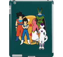 DBZ. Dragon ball. Fanart.  iPad Case/Skin