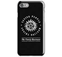 Supernatural Family Business iPhone Case iPhone Case/Skin