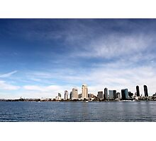Skyline San Diego Photographic Print