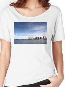 Skyline San Diego Women's Relaxed Fit T-Shirt