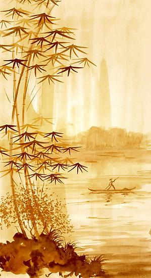 LAKE by Maria Mazhirina