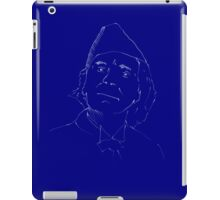 First Doctor (sketch) iPad Case/Skin