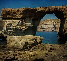 Azure Window - Gozo by EmvandeBee
