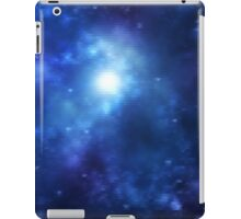 Blue Galaxy is Blue iPad Case/Skin