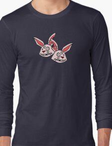 Mushy Snugglebites & Felicia Sexopants- Borderlands 2 Long Sleeve T-Shirt