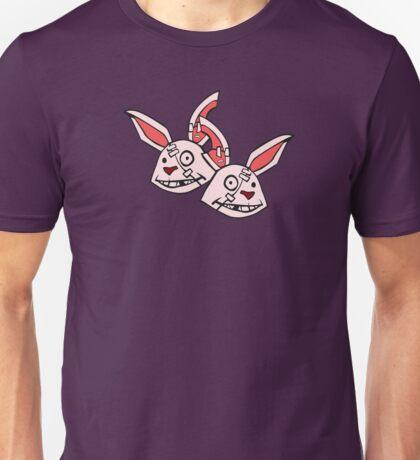 Mushy Snugglebites & Felicia Sexopants- Borderlands 2 Unisex T-Shirt