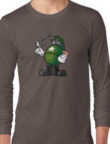 Marcus Munitions Grenade - Borderlands 2 Long Sleeve T-Shirt