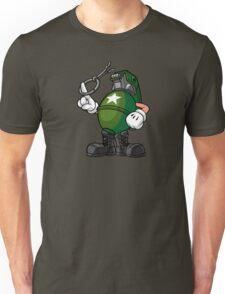 Marcus Munitions Grenade - Borderlands 2 Unisex T-Shirt