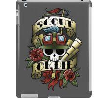 On Duty iPad Case/Skin