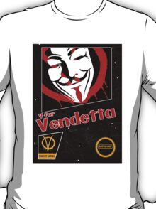 Nes For Vendetta T-Shirt