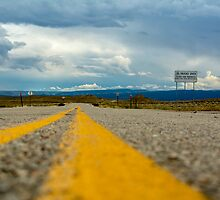 Road to nowhere by Nicholas Barrington Haynes