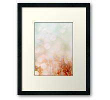 Pastel Flow - 3 Framed Print